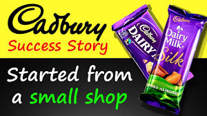 cadbary chocolate success  story