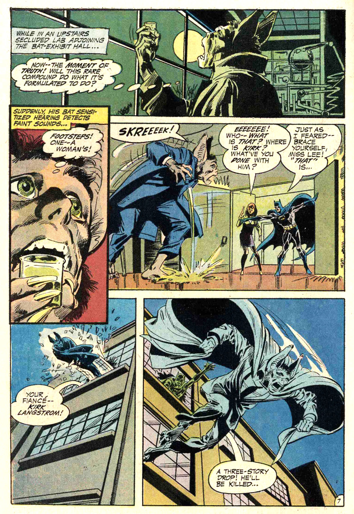 Detective Comics (1937) 402 Page 9