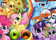 My Little Pony Busca Objetos juego