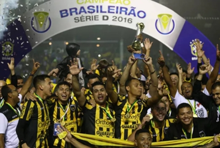 Volta Redonda campeao 2016