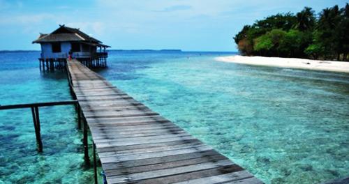 Pulau Karimunjawa Kota Jepara