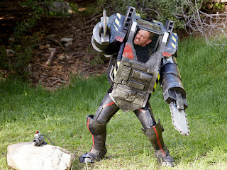 Ian Ziering as Fin Shepard in Sharknado 4 The Fourth Awakens 2016