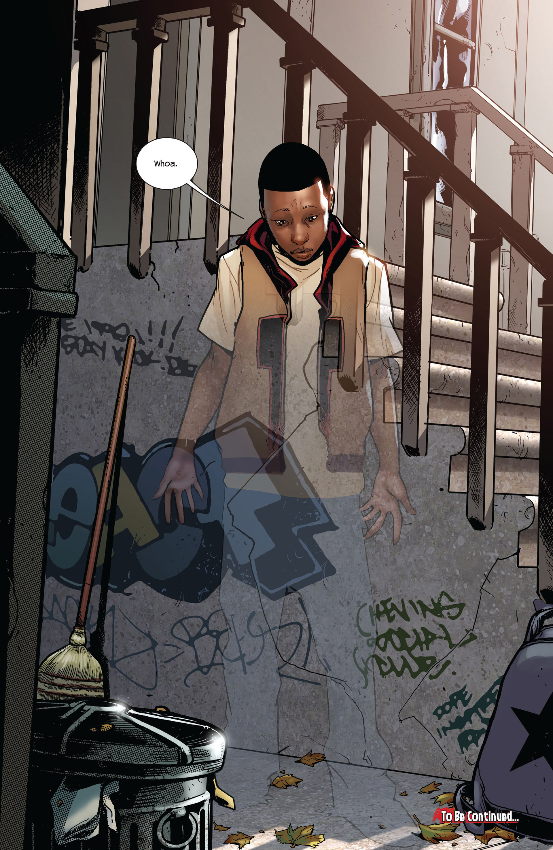 Read online Ultimate Comics Spider-Man (2011) comic -  Issue #1 - 18
