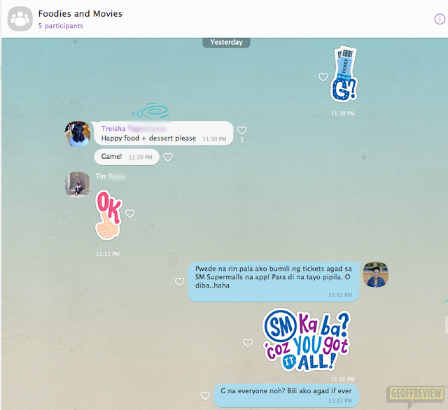 Chatting is More Fun with SM Viber Stickers! | SM Supermalls