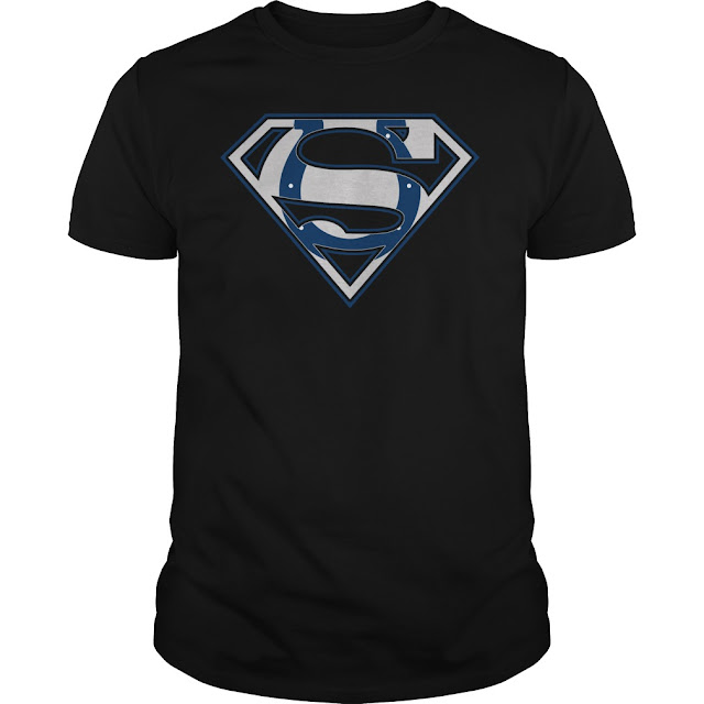 Indianapolis Colts Superman Logo Shirt
