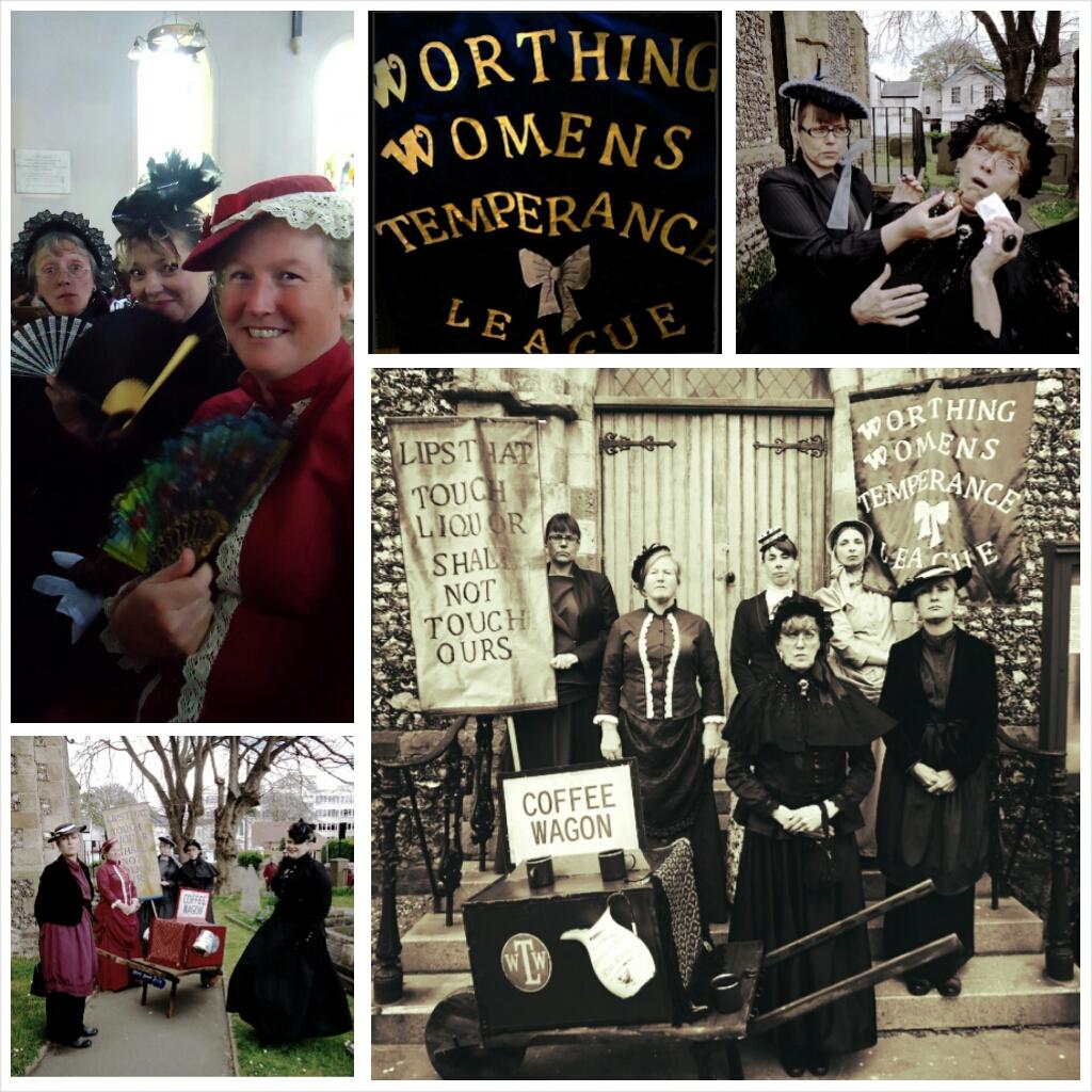 Worthing Working Women's Temperance League
