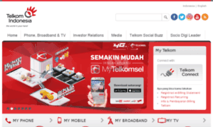 Website Telkom