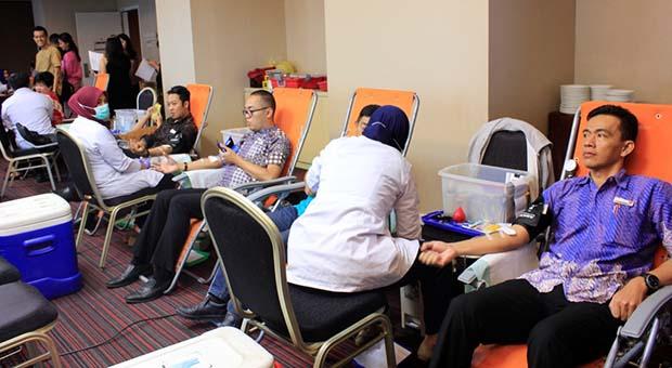 Setetes Darah Untuk Sahabat Thalassemia