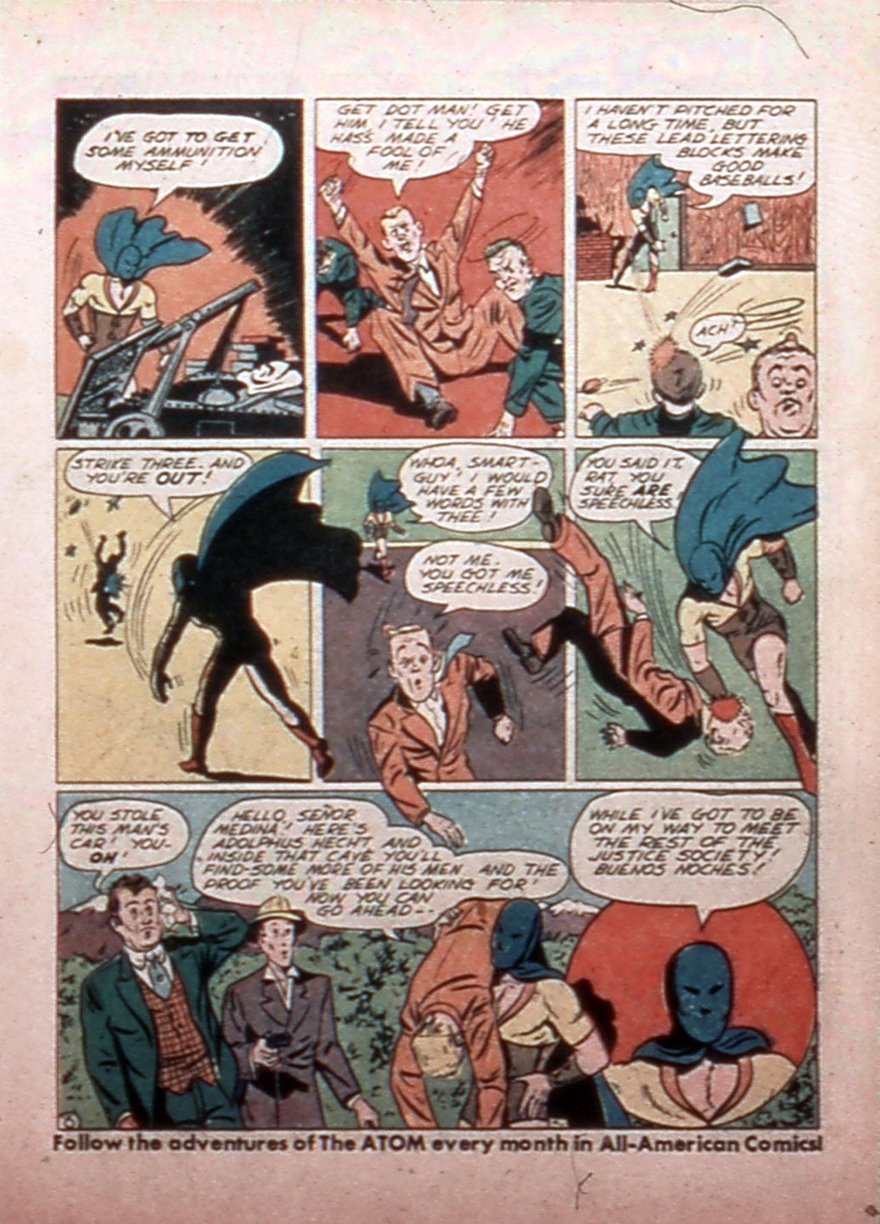 Read online All-Star Comics comic -  Issue #9 - 25