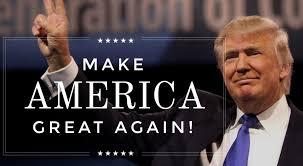 Detik-detik Kemenangan Donald Trump Menjadi Presiden Amerika Serikat