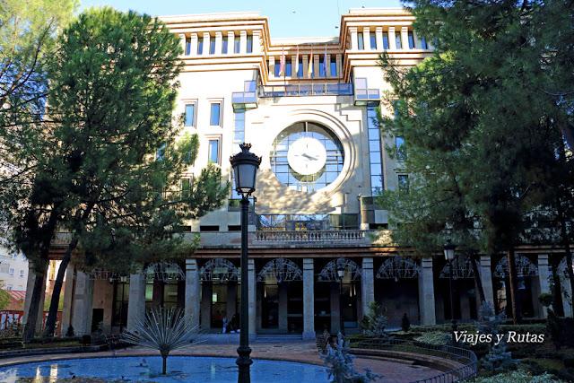 Casa consistorial de Albacete
