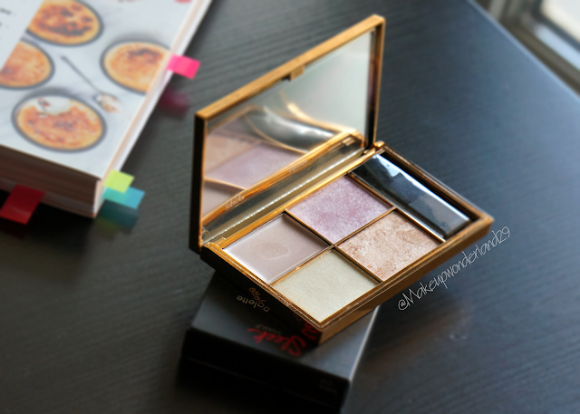 Sleek Solstice Highlighting Palette | Makeupwonderland29