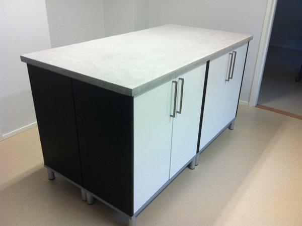 note to self effektiv cabinet concrete hack. Black Bedroom Furniture Sets. Home Design Ideas