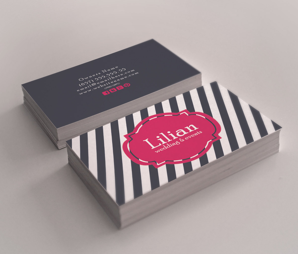 Double Sided Business Cards - Business Card Tips