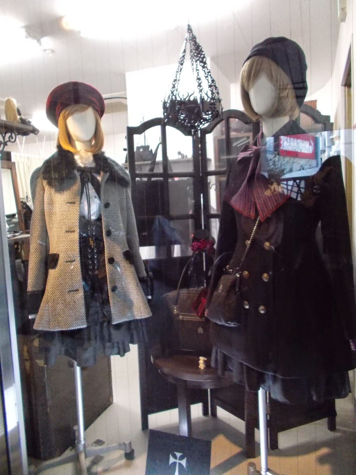 photo Japon voyage boutique lolita harajuku tokyo
