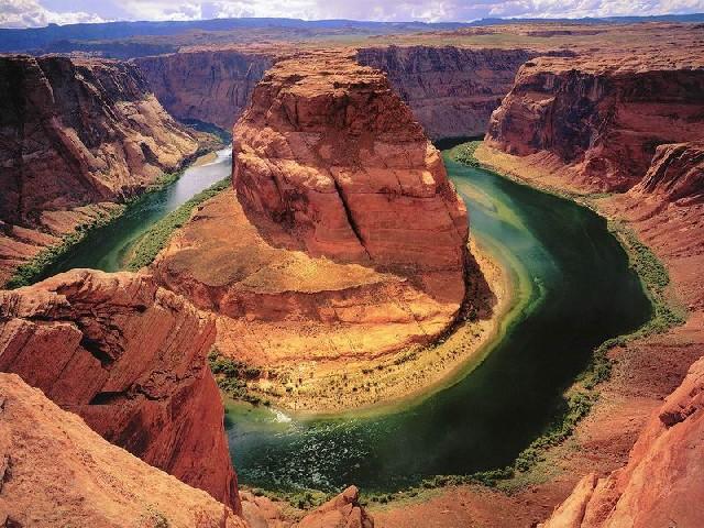 Rio Ancestral Formou o Grand Canyon nos Estados Unidos a 70 Milhões de Anos