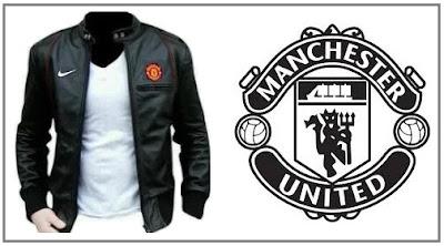 Gambar jaket kulit MU