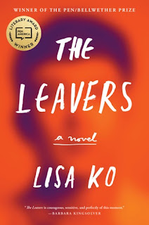 The Leavers, by Lisa Ko book cover