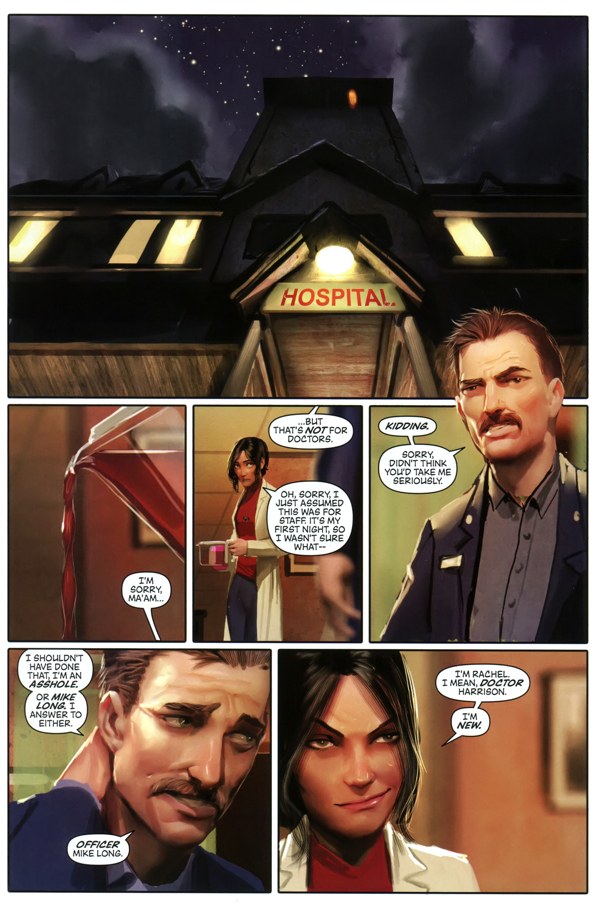 Read online Artifacts comic -  Issue #20 - 18