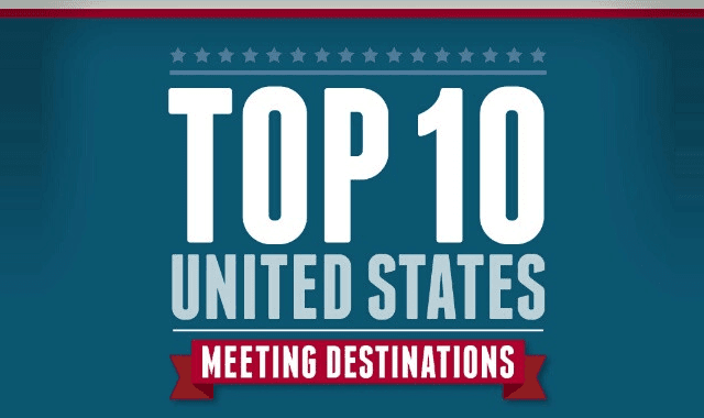 Image: Top 10 US Meeting Destinations