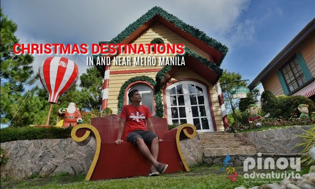 Christmas Destinations near Manila