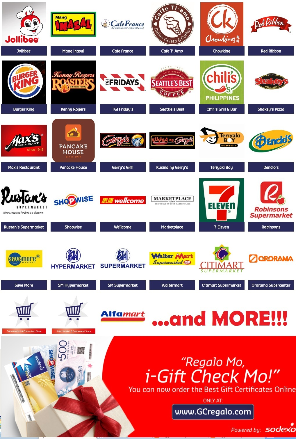 Costco Auto Program >> Sodexo Gift Certificate Philippines - Gift Ftempo