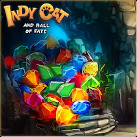 Indy Cat Match 3 Mod Apk (Infinite Lives/Currency)