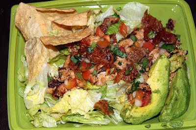 Del Taco Salad