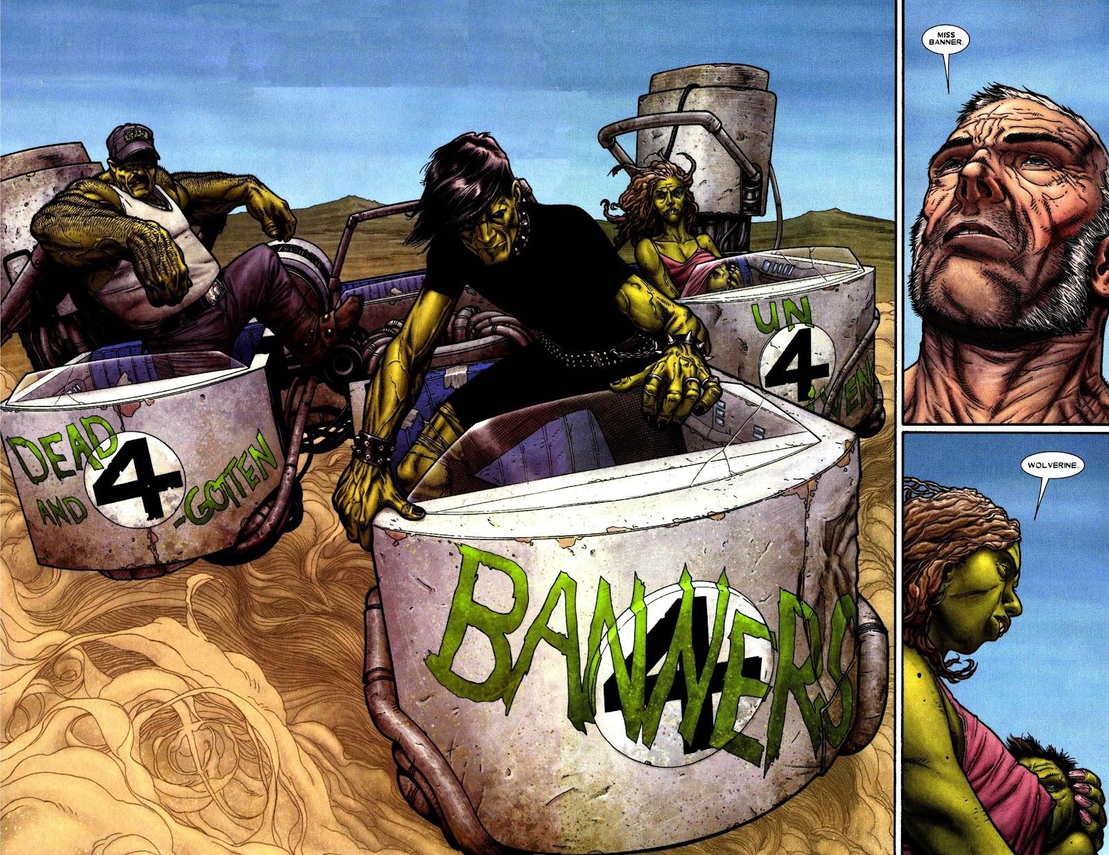 Read online Wolverine (2003) comic -  Issue #66 - 11