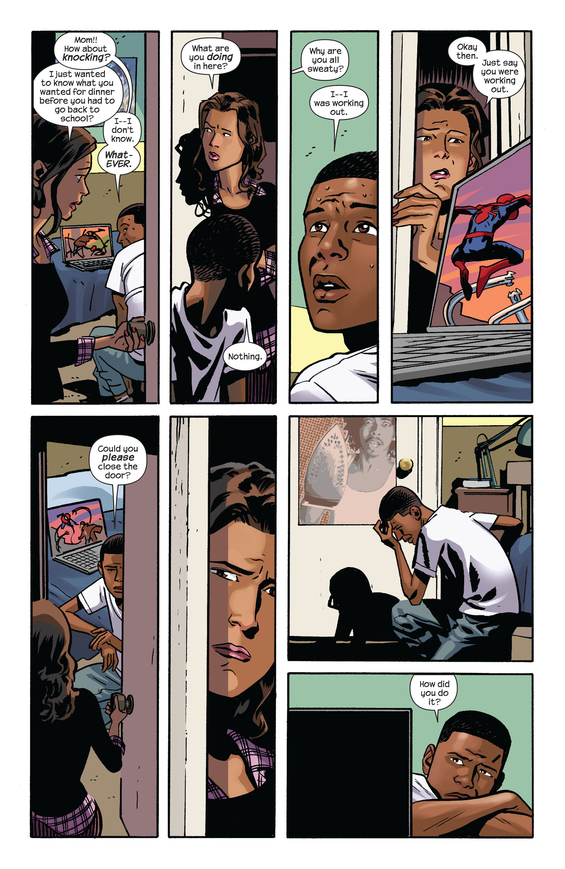 Read online Ultimate Comics Spider-Man (2011) comic -  Issue #7 - 4