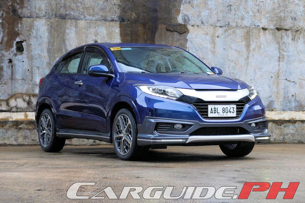 2018 Honda Hrv Philippines >> Review: 2015 Honda HR-V 1.8 EL MUGEN   Philippine Car News, Car Reviews, Automotive Features ...