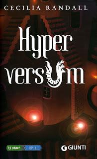 cover Hyperversum di Cecilia Randall