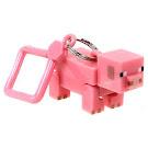 Minecraft Pig Hangers Series 1 Figure