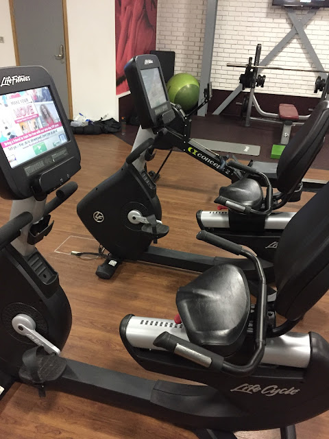 Life Cycle Lumbar bike at Robinson Pools & Fitness, Bedford