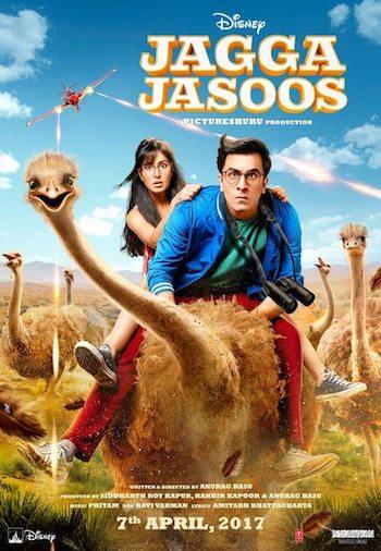 Jagga Jasoos 2017 Official Trailer