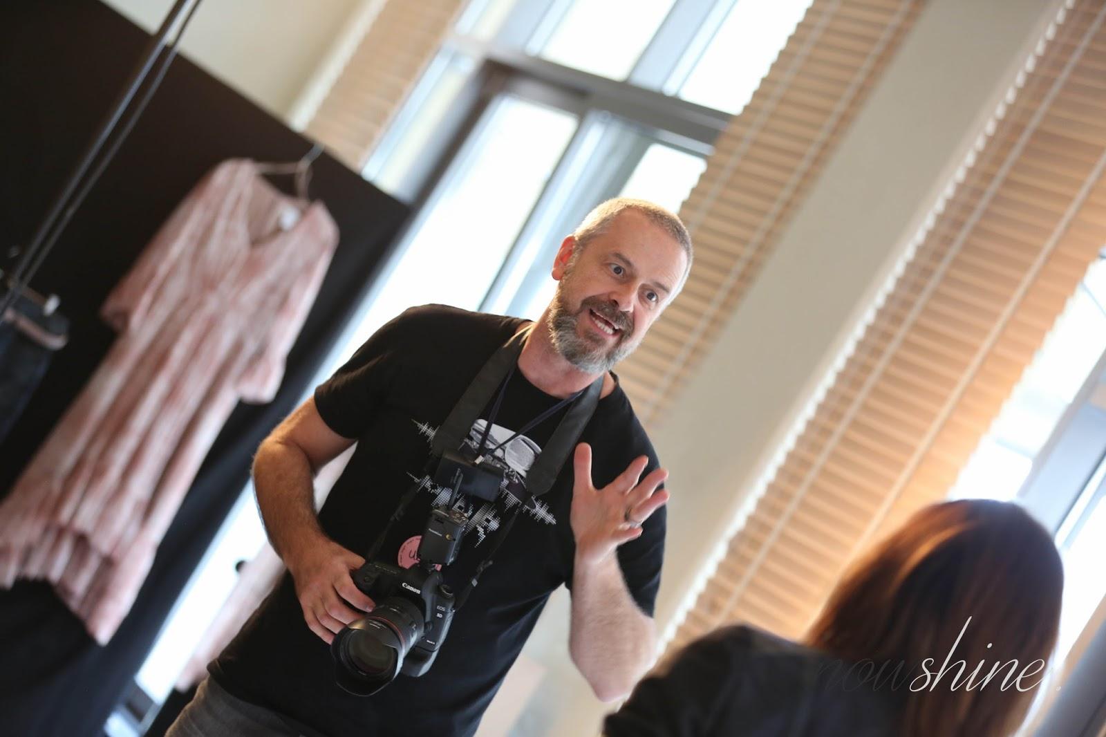 Fotograf Uli Scheibe