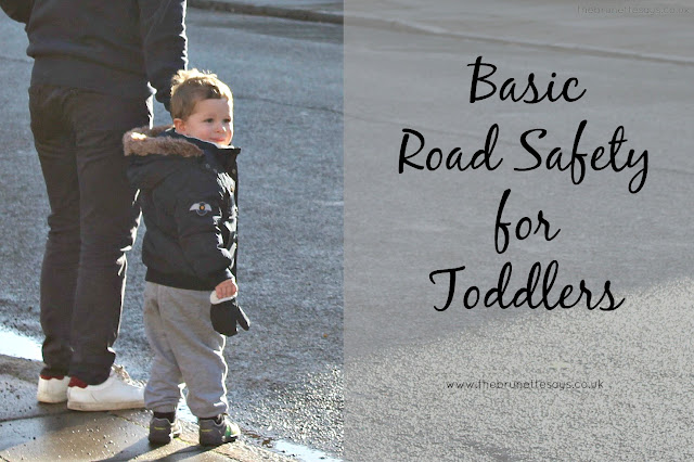 road safety, toddlers