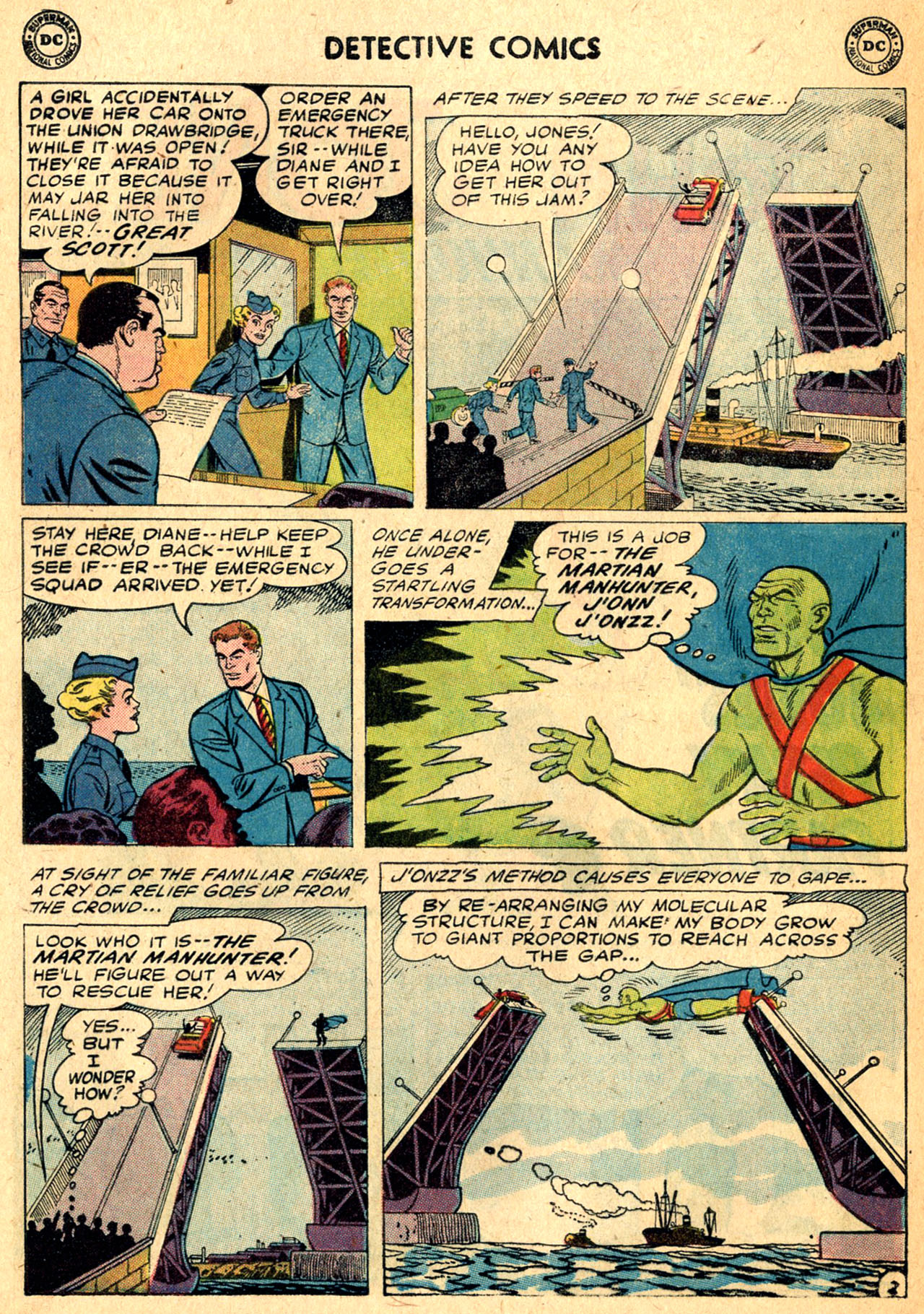 Read online Detective Comics (1937) comic -  Issue #275 - 28