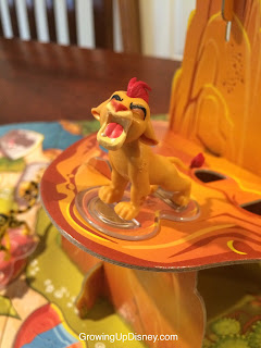 Growing Up Disney, The Lion Guard, Kion on Pride Rock