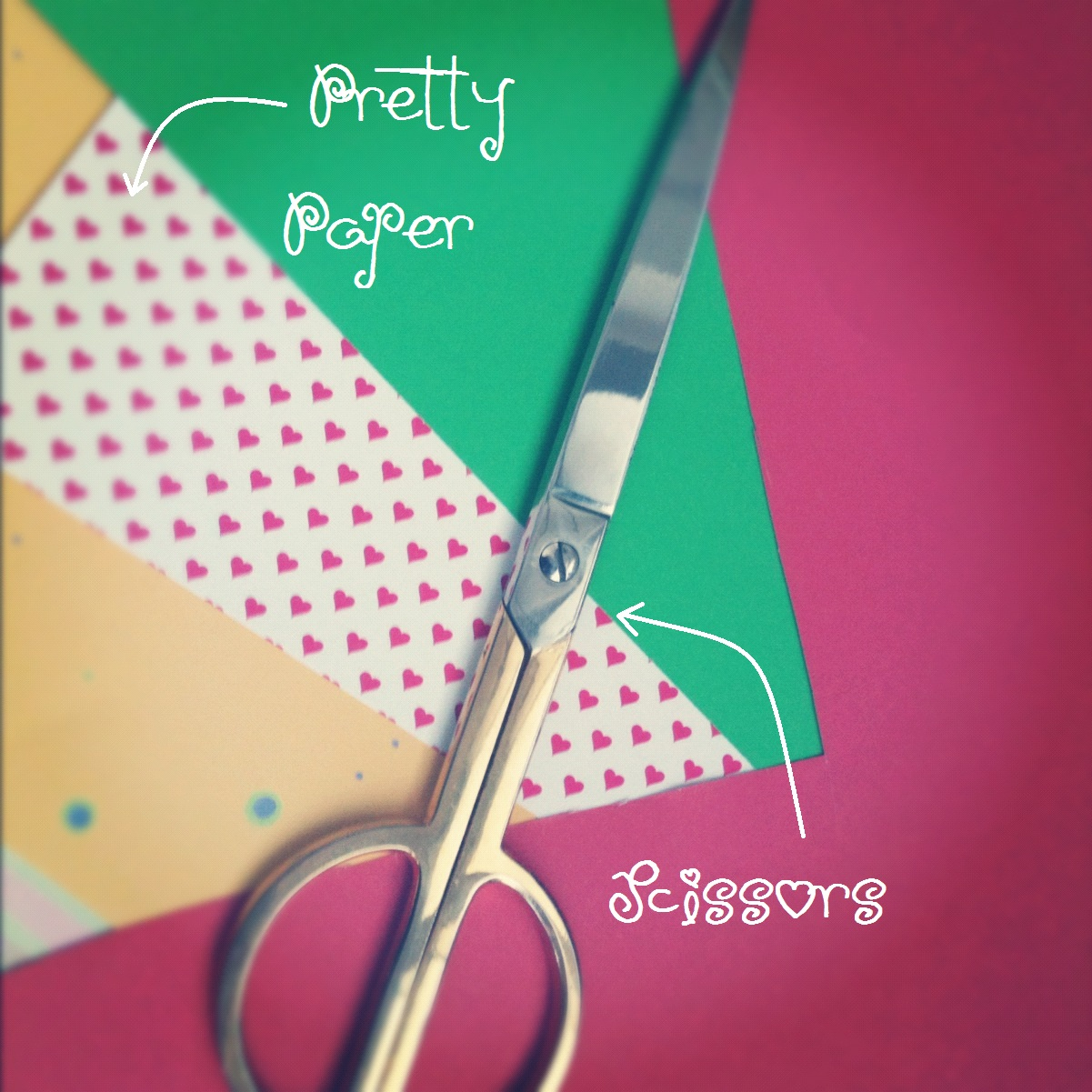 Made With Love: Lucky Star Origami - photo#26