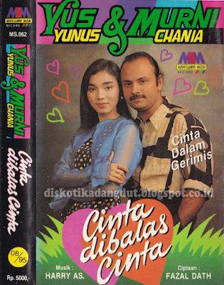 Yus Yunus & Murni Chania Cinta Dibalas Cinta 1994