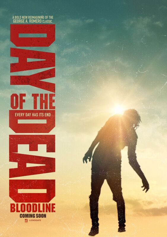 Day of the dead: bloodlines poster
