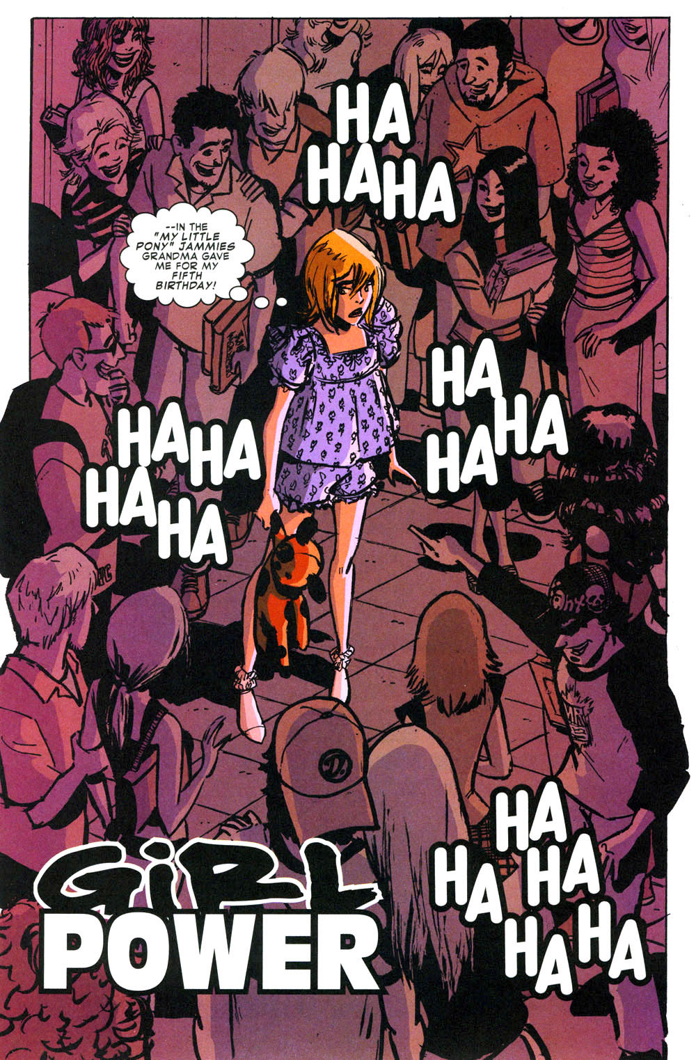 Read online Bad Girls comic -  Issue #1 - 3