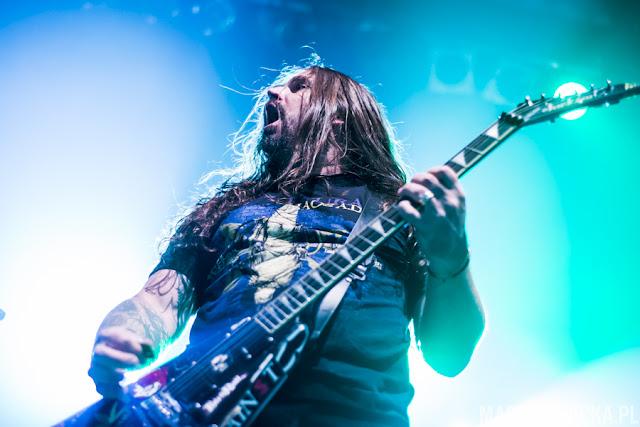 Sepultura guitarist Andreas kisser