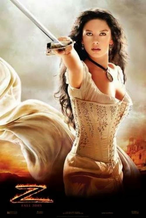 Capa do Filme A Lenda do Zorro