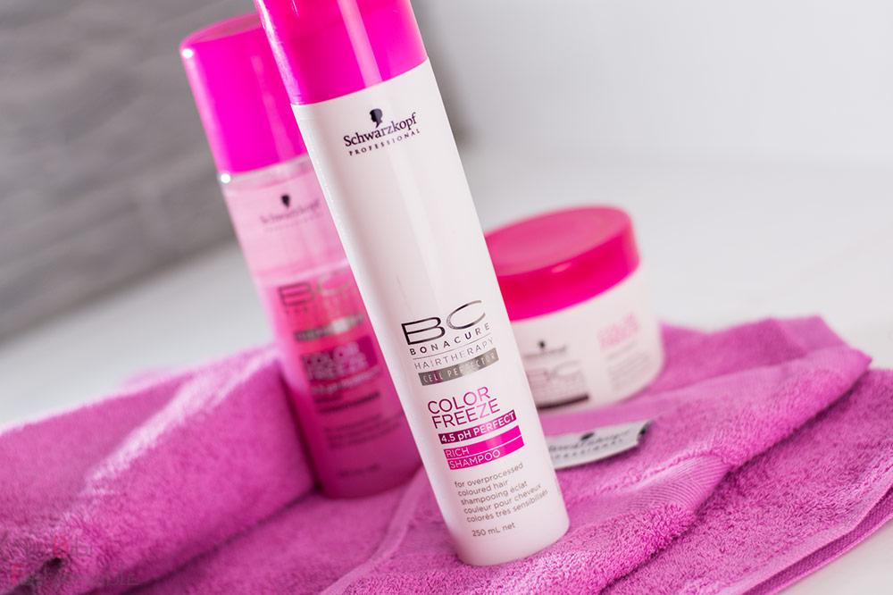 Schwarzkopf Professional Color Freeze Rich Shampoo