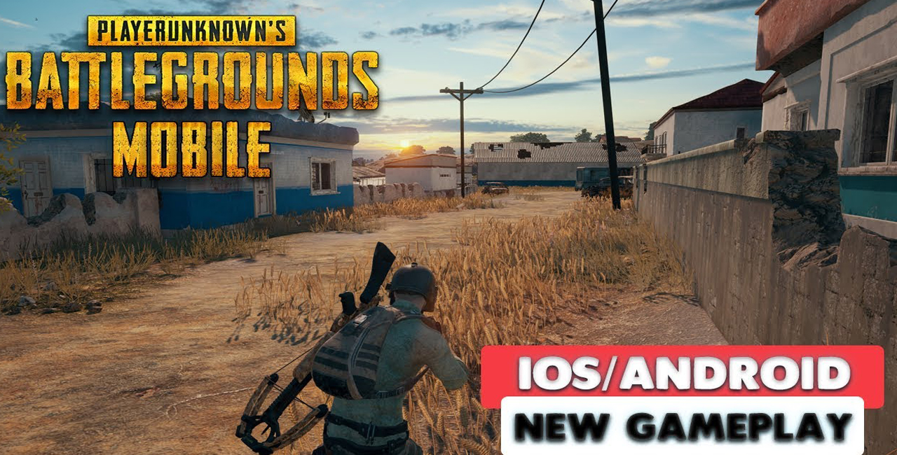 Pubg Mobile Android Ios Gameplay Ultra Graphics: Gameplays And Walkthroughs