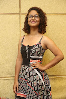 Actress Aditi Myakal Looks gorgeous in Sleeveless Deep Neck Top at Ami Tumi success meet ~  Exclusive 189.JPG