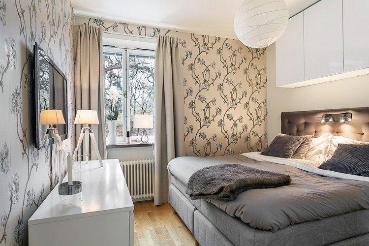 Dekorasi ruang kamar tidur sempit dan kecil 3 x 3  Desain