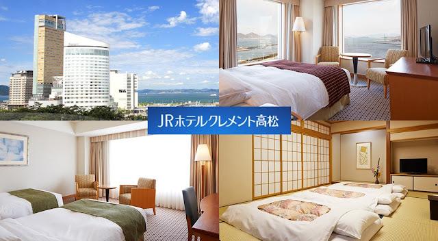 JR克萊門特高松酒店 JR Hotel Clement Takamatsu